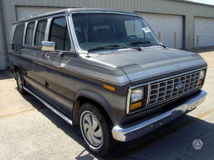 3b04d2d464a Ford Econoline for parts. uued ja kasutatud varuosad 1991 m., | A3244716 |  Autoplius.lt