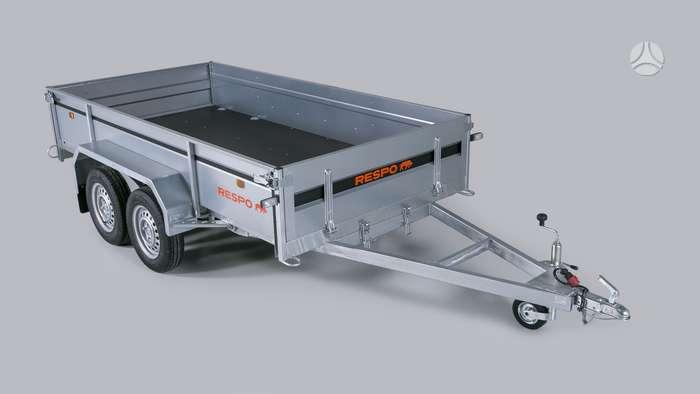 Respo 750M302L150 0.42, lengvųjų automobilių priekabos