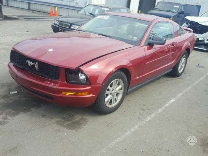 Mustang Used Parts >> Ford Mustang For Parts Used And New Parts For Us Cars