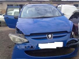 Peugeot 307 dalimis. Automobyliai dalimis  superkame