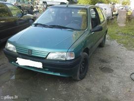 Peugeot 106 dalimis. Iš prancūzijos. esant galimybei,