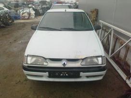 Renault 19 dalimis. Superkame defektuotus