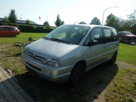 Peugeot 806 dalimis. Is vokietijos