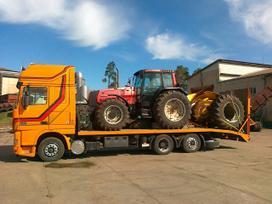 Renault Tralo paslaugos iki 25 tonu, sunkvežimių nuoma