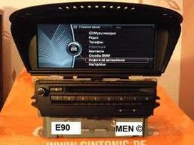 BMW 3 serija dalimis. Yra tik navigacijos komplektas, kitų dalių