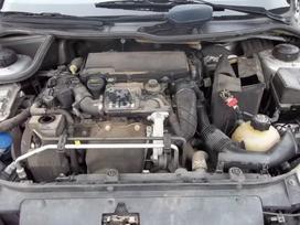 Peugeot 206 dalimis. 1.4 hdi