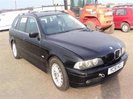 BMW 530. Bmw 530 universalas, lieti ratai , odinis salonas,