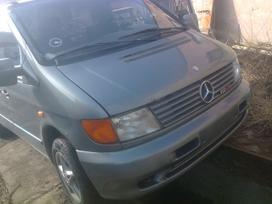 Mercedes-Benz Vito, passenger vans