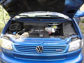 Volkswagen Multivan. įvairių modelių wvt4 (1998m-2003m)(2.5tdi-