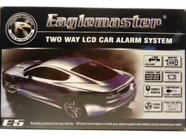 Eaglemaster E5, automobilių signalizacijos