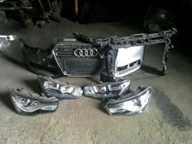 Audi A1 kėbulo dalys