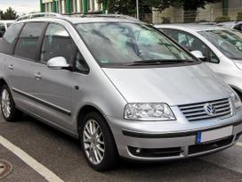 Volkswagen Sharan. 1.9tdi 66-81-85kw, 2.0, 2.8, 4motion