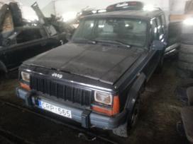 Jeep Cherokee. automobilių naudotos dalys ir