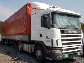Scania 124-400   1400 litru  bakai