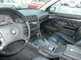 BMW 525. Bmw 525tds automatas juodas odinis salonas multi