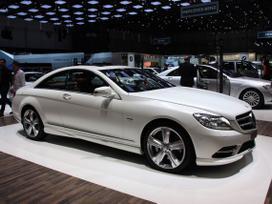 Mercedes-Benz CL klasė