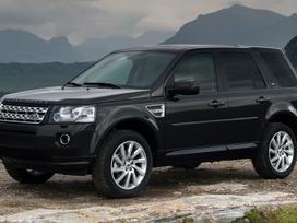 Land Rover Freelander. ! tik naujos