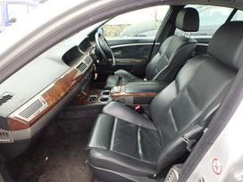 BMW 730. Bmw 730d sport paketas sport vairas juoda rekaro oda