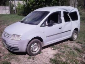 Volkswagen Caddy. 1.9tdi 77kw bls,europa kablys 7vietos