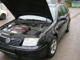 Volkswagen Bora dalimis. ,,navigacija  kablys.esp sistema.