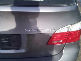 BMW 5 serija. Xd.visi varantys ratai,europa.