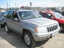 Jeep Grand Cherokee. Vairas dešinėje  darbo