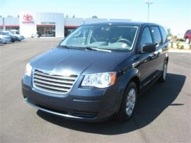 Chrysler Town & Country dalimis. Town&country  ir dodge