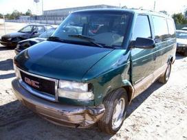 Gmc Safari dalimis. Chevrolet astro, 4x4.