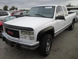 Gmc Sierra dalimis. Used and new parts for us