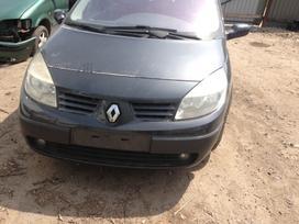 Renault Scenic dalimis. Europa