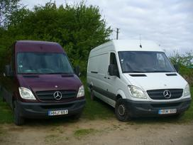 Mercedes-Benz SPRINTER  MAXI