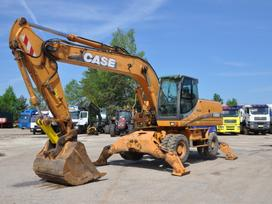 Case WX 210, construction and road construction equipment rental