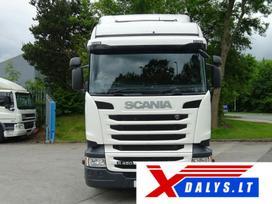 Scania R 500, Тягачи