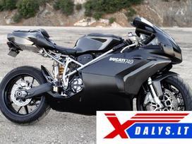 Ducati 749, sportiniai / superbikes