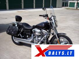 Harley-Davidson Dyna, Čioperiai / kruizeriai / custom