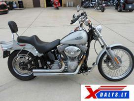 Harley-Davidson FXST, Čioperiai / kruizeriai / custom