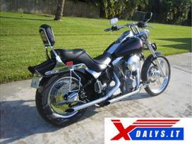 Harley-Davidson Softail, Čioperiai / kruizeriai / custom
