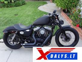 Harley-Davidson Sportster, Čioperiai / kruizeriai / custom