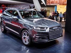 Audi Q7. !!!! naujos originalios dalys !!!!          www.