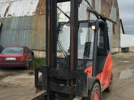 Linde H45, storage and loading equipment rental