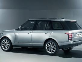 Land Rover Range Rover. ! tik naujos