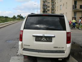 Dodge Grand Caravan. automobilių naudotos