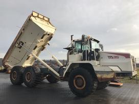 Terex TA35, storage and loading equipment rental