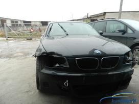 BMW 1 serija. Turime ir daug kitų automobilių dalimis.  bmw