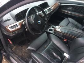 BMW 735. Atliekame serviso paslaugas  bmw 735i dalimis europa