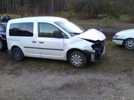 Volkswagen Caddy dalimis. Parduodamas volkswagen caddy 1.9 77 kw