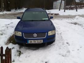 Volkswagen Passat dalimis. Parduodamas volkswagen passat 2004m