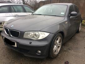 BMW 120. Bmw 120i dalimis sparkling graphit metallic spalva