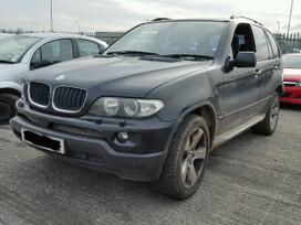 BMW X5. Bmw x5 dalimis sport paketas 3.0d automatas 160kw
