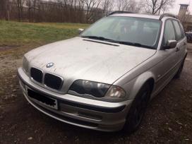 BMW 318. Atliekame serviso paslaugas  bmw 318i dalimis